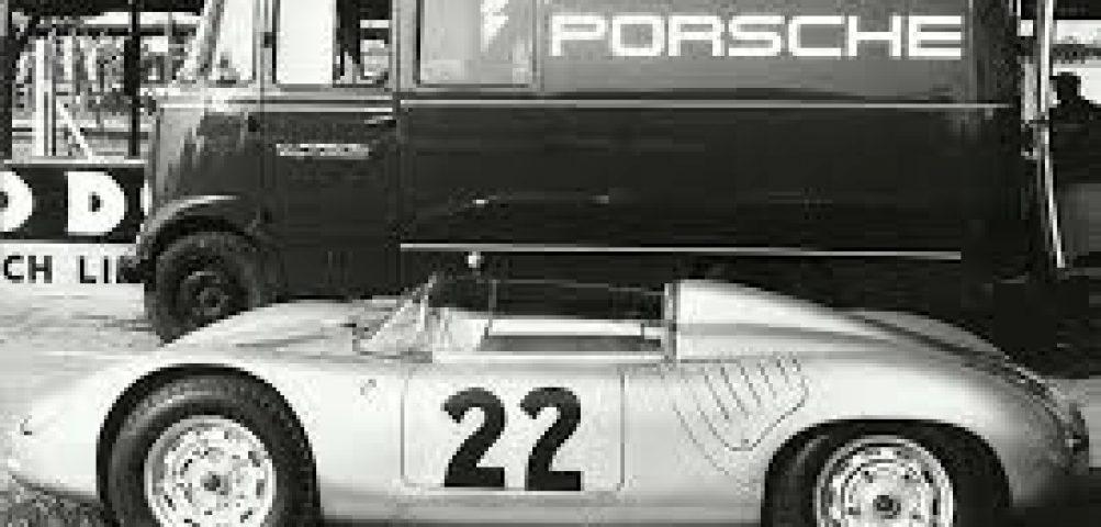 Porsche Pictures Past